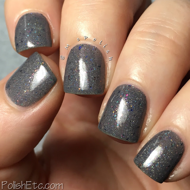 Road to Polish Con - Week 1 - McPolish - Little But Fierce by Ever After Polish
