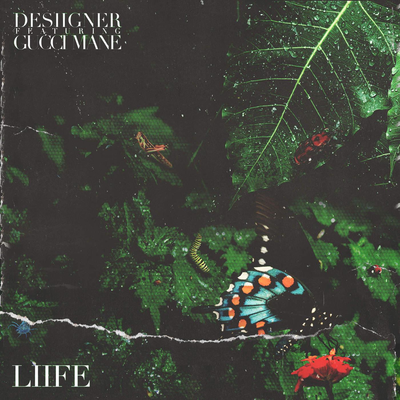 Desiigner - Liife (feat. Gucci Mane) - Single Cover
