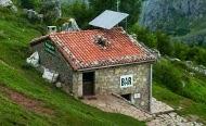 Refugio de montaña de La Terenosa, Asturias