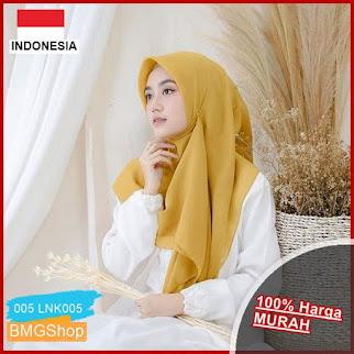 LNK005 Jilbab Bella Square Laudya Square BMGShop