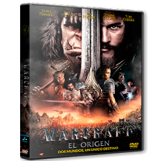 Warcraft (2016) DVD