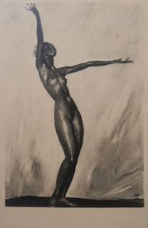 danseuse chanteuse noire