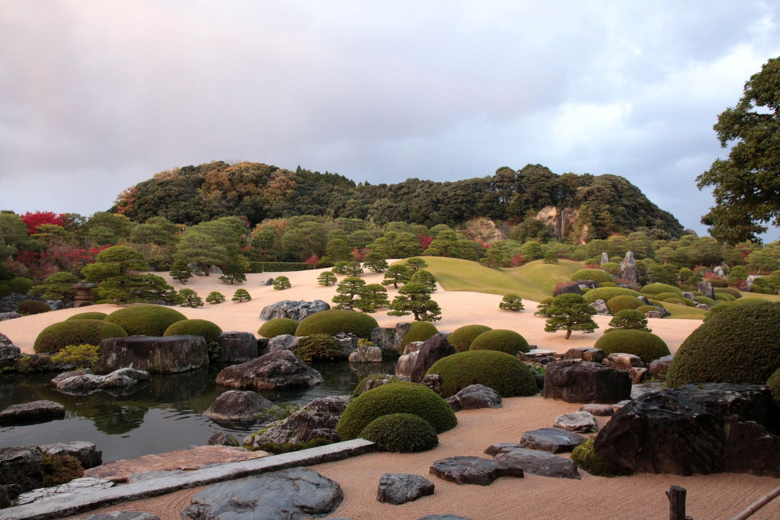 Bonsai Moravia Blog: JAPAN 2017 - #18 ADACHI MUSEUM, PART 2