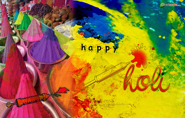Happy Holi Wallpapers Free Download
