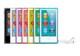Enter to win an Apple iPod nano 16 GB Slate, ends 7/29