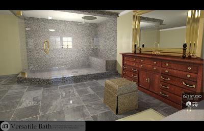 i13 Versatile Bath with Poses