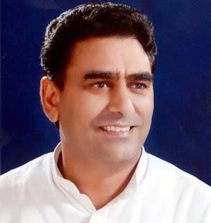 मध्यप्रदेश में कांग्रेस की सरकार बनाने में विधायक ललित नागर की रही अह्म भूमिका
