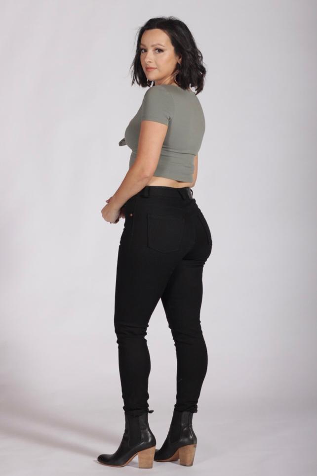 Julia Bobbin - Ash Jeans