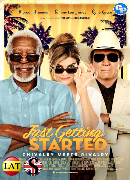 Just Getting Started (2017) HD 720P LATINO/INGLES