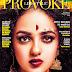 Nithya Menen Provoke Magazine Cover Pic
