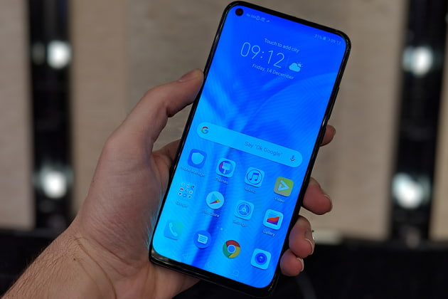 Honor View 20 هاتف