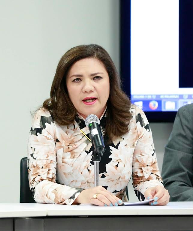 Esposa de Javier Duarte salió desde Guatemala hacia Londres