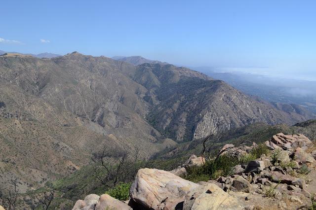 San Ysidro Canyon