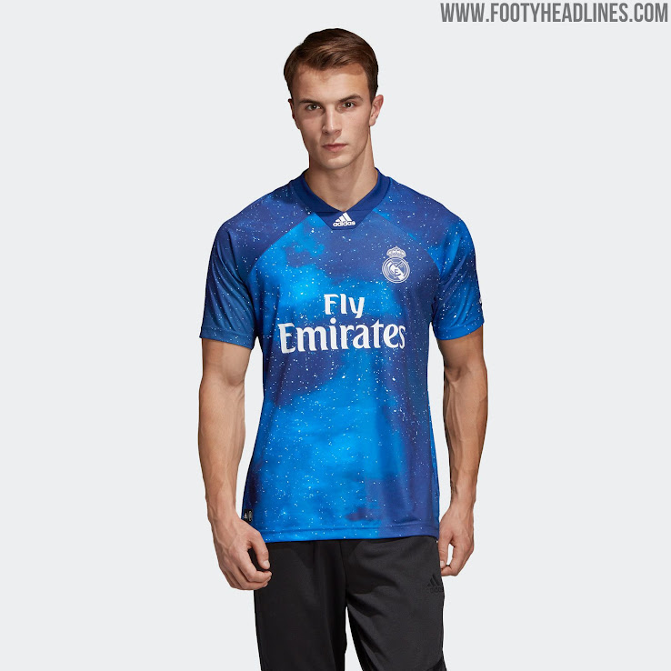 Outstanding Adidas X Ea Sports Real Madrid Kit Released Footy. Real Madrid  Kit New Kits ... a2aa4a253