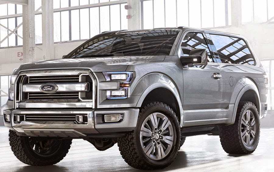 2016 Ford Bronco >> Motorsports Authority Msa 2016 Ford Bronco Release Is A