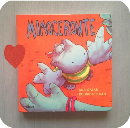 Nuestra biblioteca: Mimoceronte 1