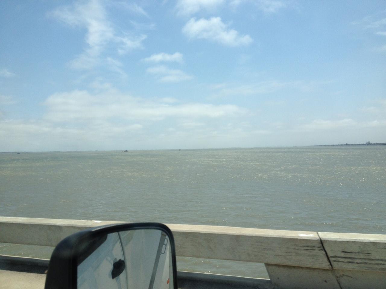 In Search of: Bridge to Padre Island National Seashore