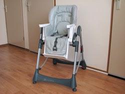 Kinderstoel Om Aan Tafel Te Hangen.Baby Producten Reviews Topmark Kinderstoel De Luxe