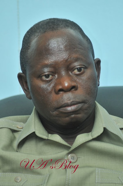 JUST IN: Plot To Sack Oshiomhole Tears APC Chairmen, Lawmakers Apart