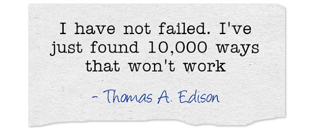 Success Quotes edison