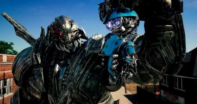 Nuevo tráiler de Transformers: The Last Knight