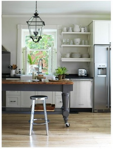 Kitchen Of The Week A Diy Ikea Country Kitchen For Two: Gemma Moore Kitchen Design: Modern Farmhouse Kitchens