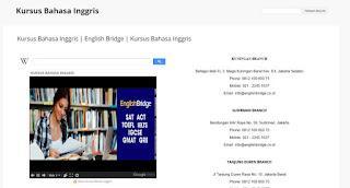 Kursus Bahasa Inggris di Kelapa Gading