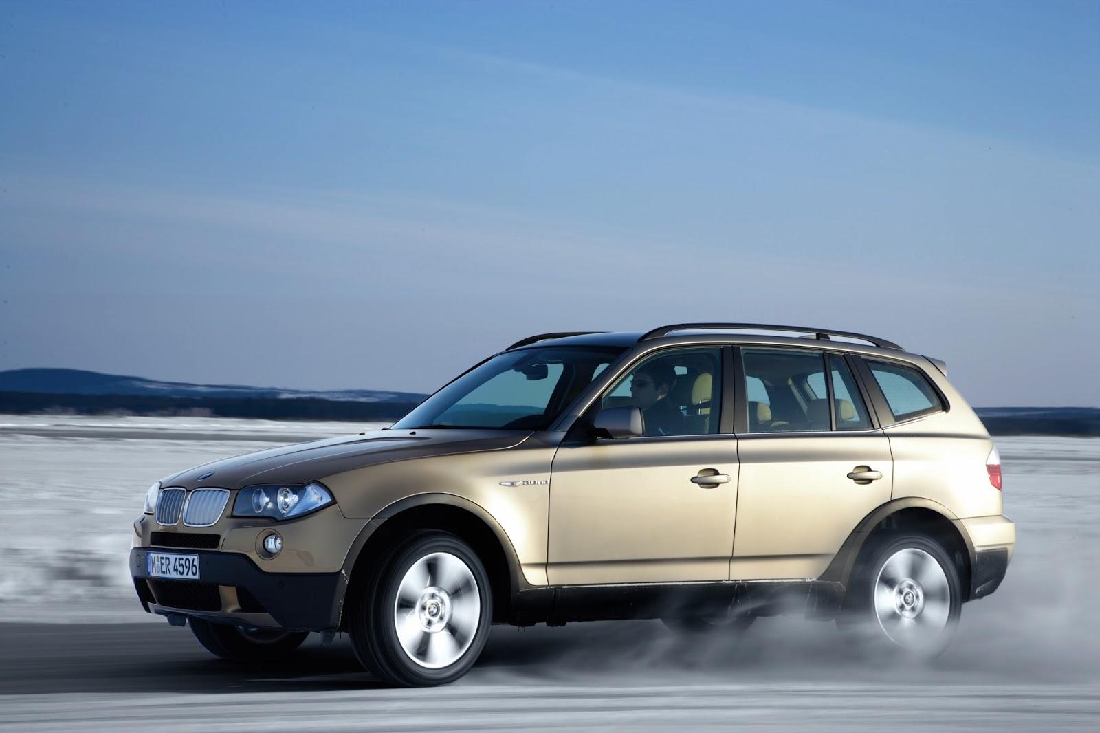 P0036667 30 χρόνια απο την πρώτη τετρακίνητη BMW