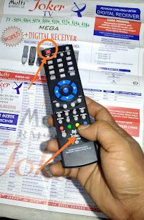 Setting Remote Multi Universal Setting Remote Multi Universal Joker