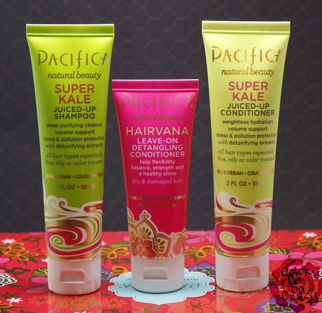 pacifica, ulta, buy one get one, hair care, shampoo, conditioner, hair treatment, hair trio, portland