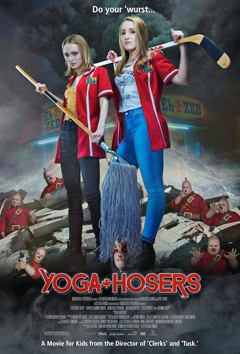 Yoga Hosers 2016 WEB-DL 720p x264 650MB