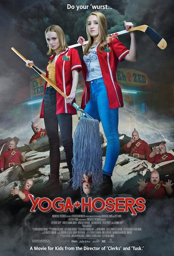 Yoga Hosers 2016 Full Movie Download