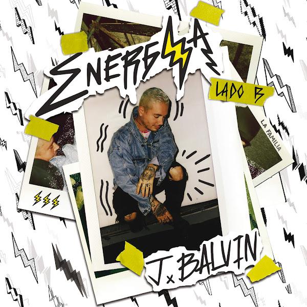 J Balvin - Energía Lado B Cover
