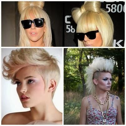 model+rambut+unik