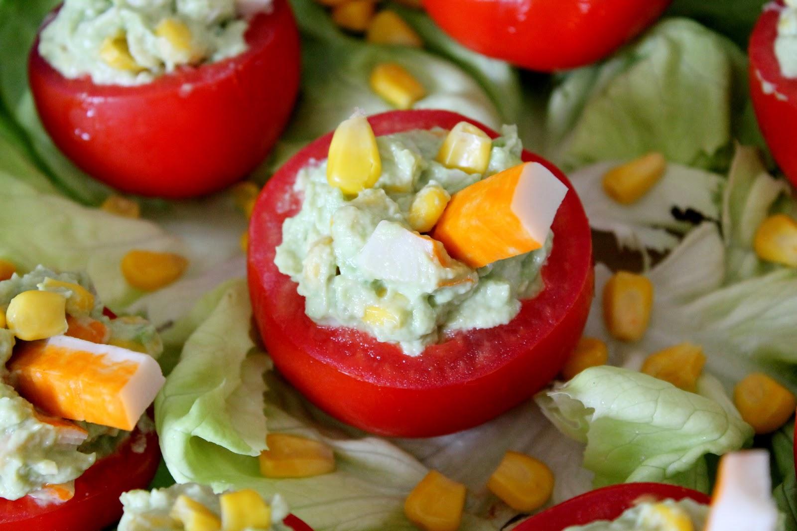 Tomates Farcies A L Avocat