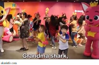 Buat Info : Kemunculan Baby Shark Menjadi Viral