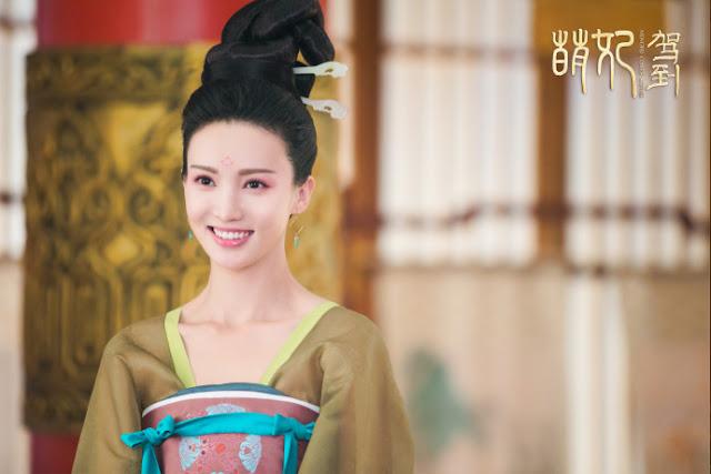 Mengfei Comes Across Gina Jin Chen