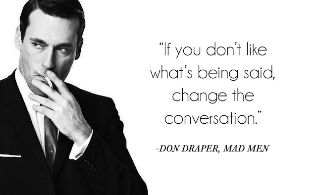 Don Draper Mad Men Quote