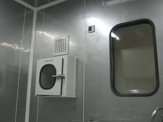 pass box, cửa phòng sạch , phú bảo long - việt nam , Tủ đưa hàng phòng sạch