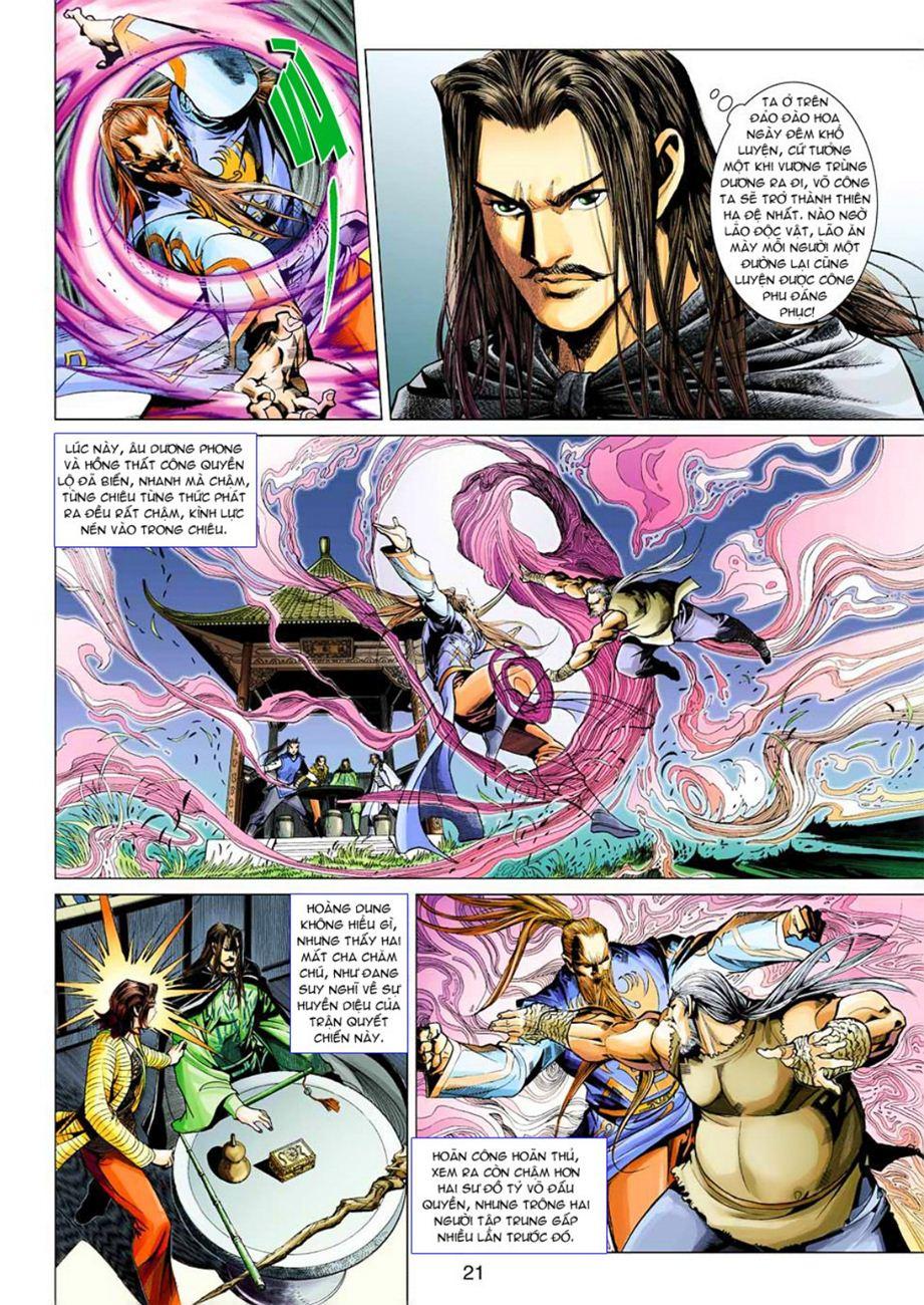 Anh Hùng Xạ Điêu anh hùng xạ đêu chap 45 trang 21