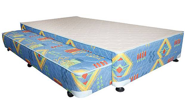 king single trundle bed