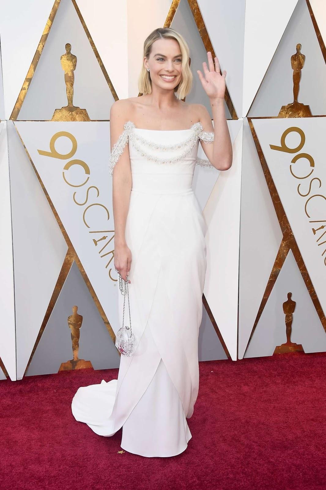 Margot Robbie – 2018 Academy Awards in Los Angeles