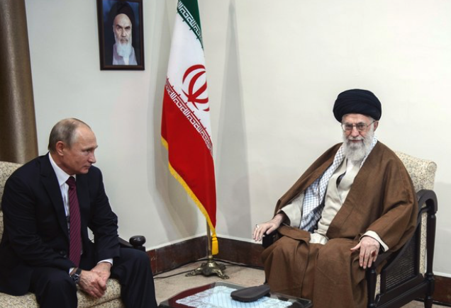 New Yorker: Russia and Iran Deepen Ties to Challenge Trump and the United States