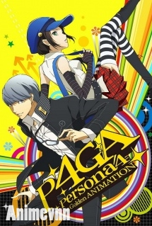 Persona 4 The Golden Animation: Thank you Mr. Accomplice - Persona 4 The Golden Animation: Another End (2014)