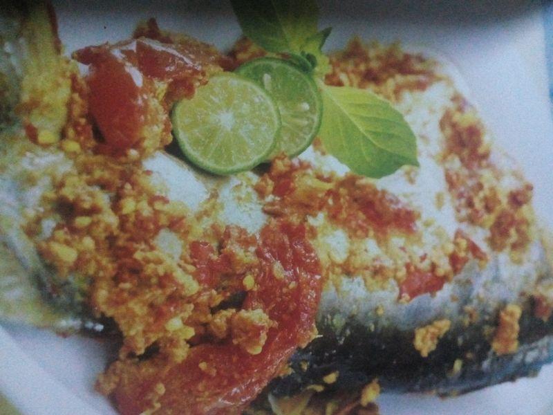 resep pepes ikan patin banjarmasin