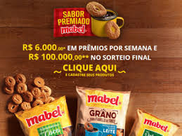 Promoção Mabel 2017