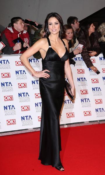 Melanie Sykes huge cleavage show