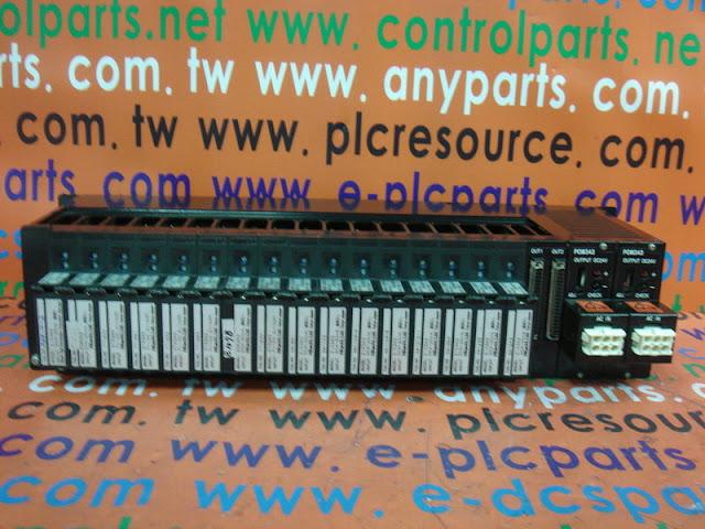 HITACHI ECG343-D-0 / EDB343 / EIC343 / ETR343 / POW343 / OUT1 / OUT2