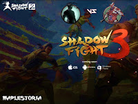 Download Gratis Shadow Fight 3 Apk Terbaru 2017 For Android RELESED !!!