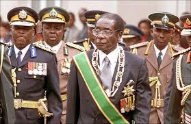 παραίτηση Μουγκάμπε